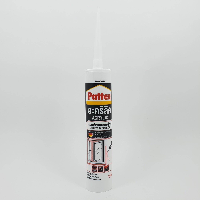 PATTEX ยาแนวอะคริลิค  ขนาด  280 มล. สีขาว