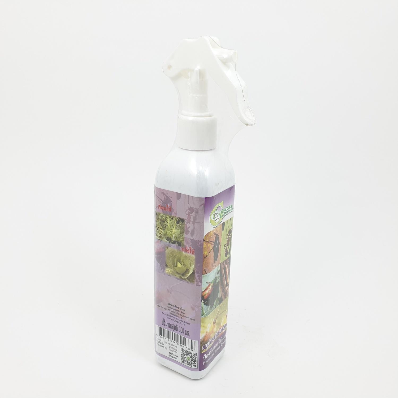 GREEN GARDEN สมุนไพรสกัดชนิดฉีดพ่น ป้องกันและไล่แมลง 300 ml.  -