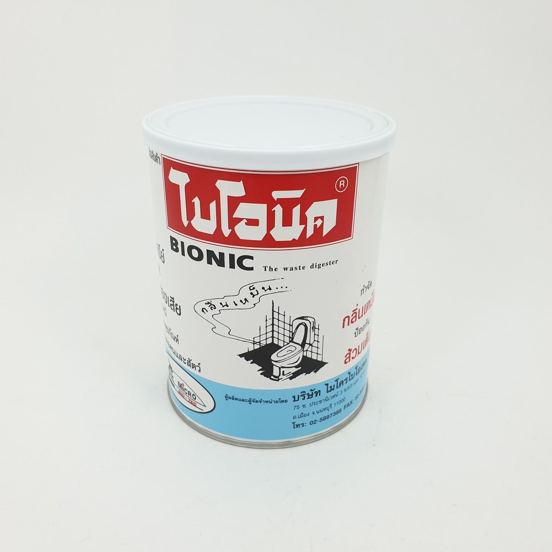 ไบโอนิค ป้องกันส้วมเต็ม 1000กรัม(ผง)
