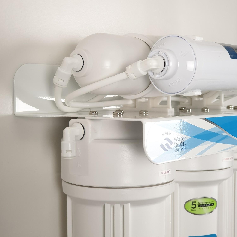 MAZUMA เครื่องกรองน้ำ 5 ขั้นตอน HD-Q4CR สีขาว