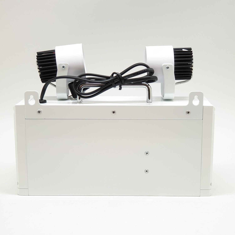 LEKISE ไฟฉุกเฉิน LED 2x9W Eco