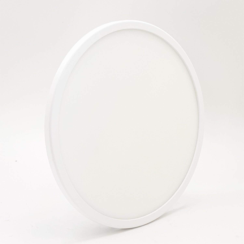 LEKISE ดาวน์ไลท์LEDสลิม อีซี่ไลด์ กลม 20W DL Ultraslim สีขาว