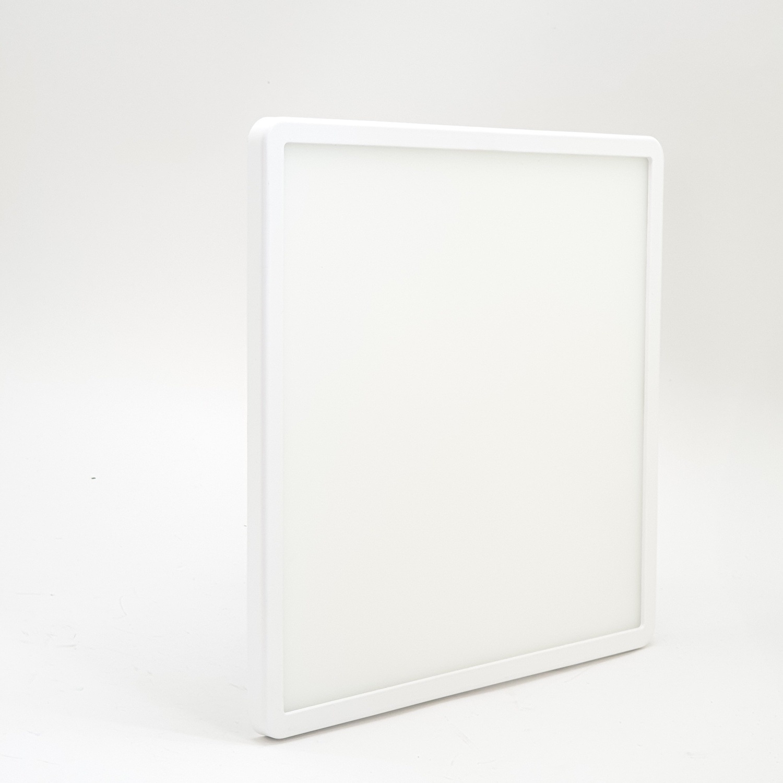 LEKISE ดาวน์ไลท์LEDสลิม อีซี่ไลด์ เหลี่ยม 20W DL Ultraslim สีขาว