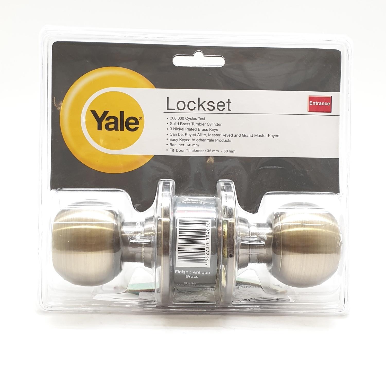 YALE ลูกบิดประตู KN-VCA5227US5