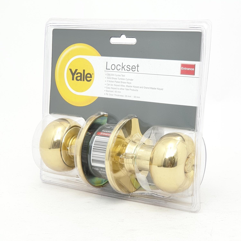 YALE ลูกบิดประตู KN-VCN5227US3
