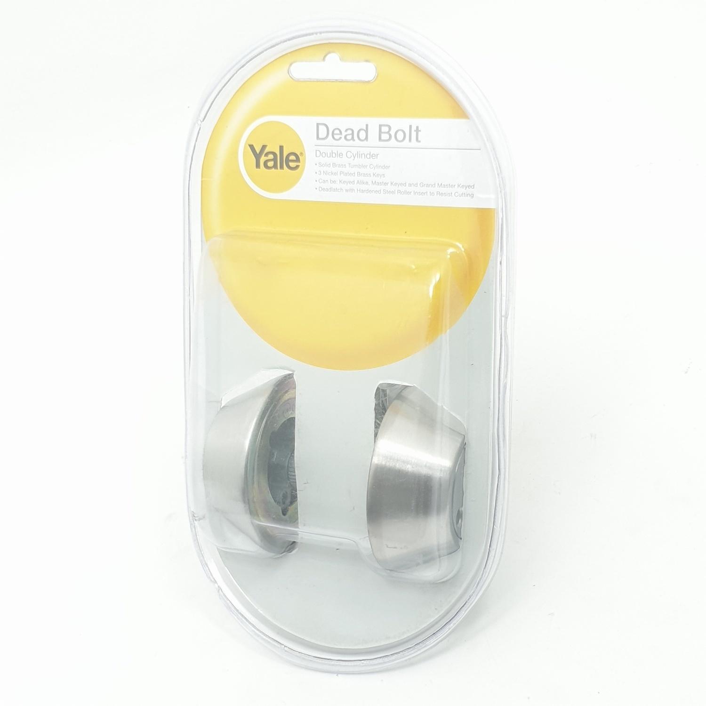 YALE กุญแจเสริมความปลอดภัย DB-V8121US32D