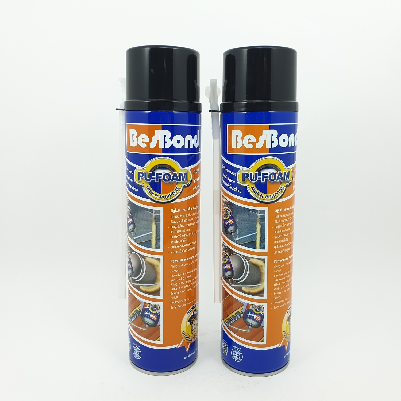 BESBOND พียูโฟม 750 ml