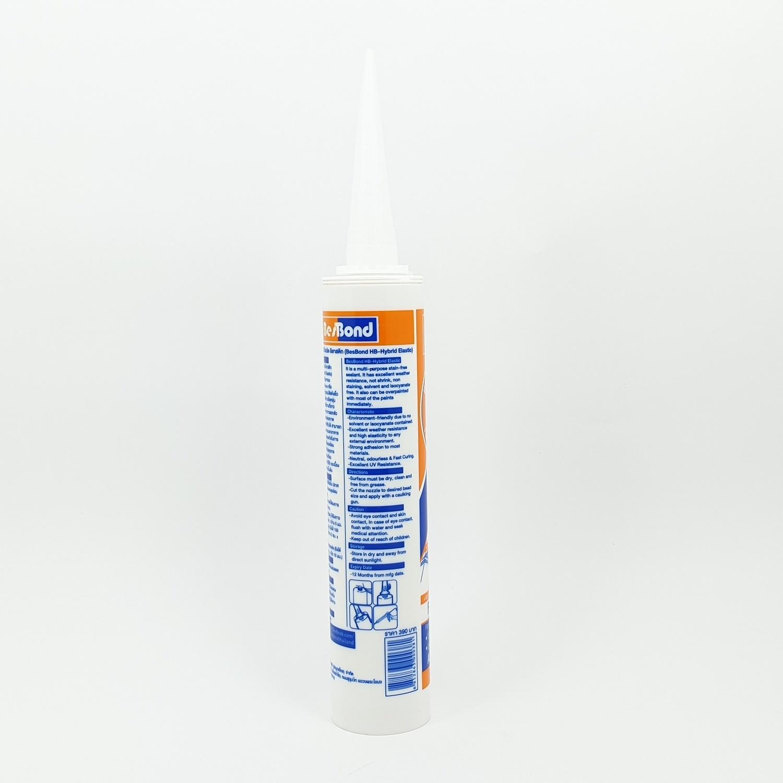 BESBOND เอ็มเอสโพลีเมอร์ซีลแลนท์์  300 ml สีขาว