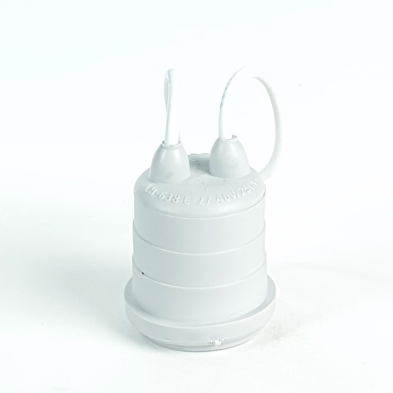 SANTORY ขั้วยางกันน้ำ LH-683 สีเทา