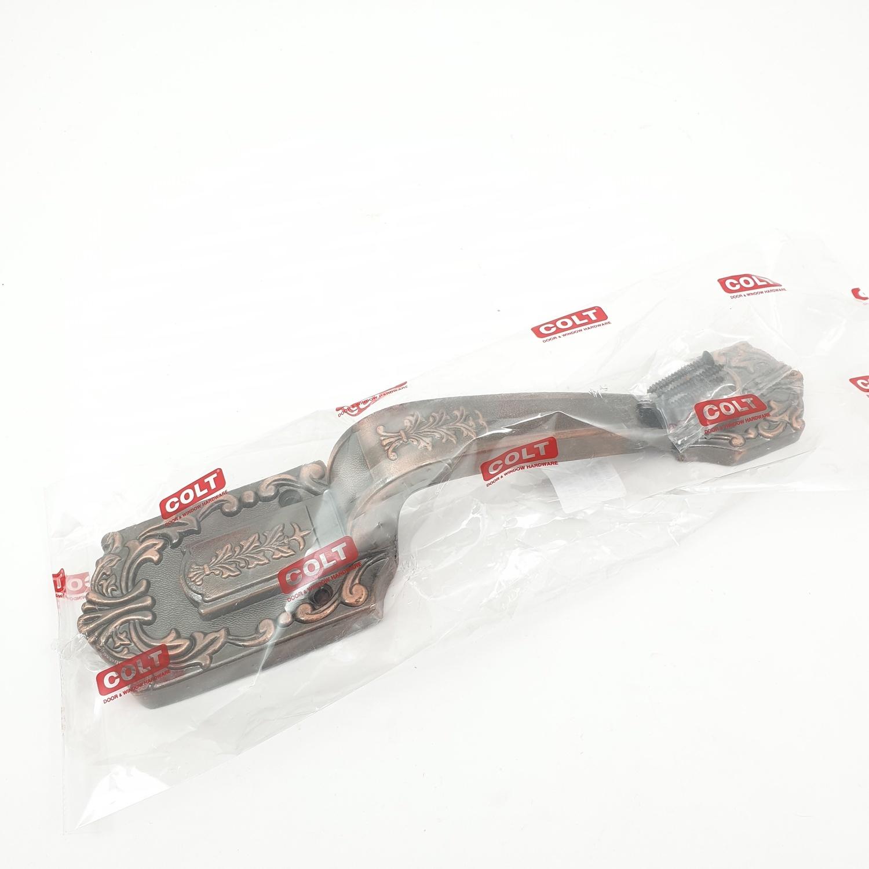 COLT มือจับลายโบราณ (บานไม้) ขนาด 280 มม.  1100 AC AC