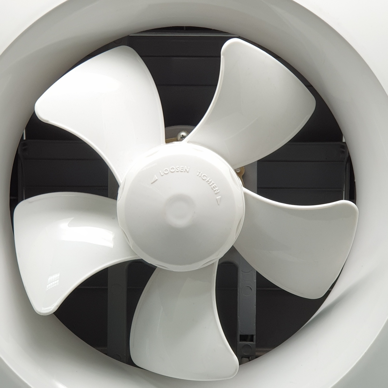 Victor พัดลมระบายอากาศ ขนาด 10นิ้ว  VW-303AUT สีขาว