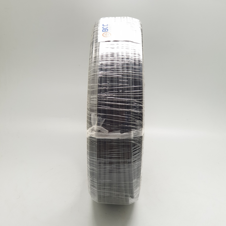 BCC สายไฟฟ้า THW-A 10 BK (C100) 750V THW-A