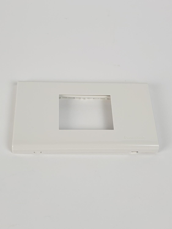 ฝาพลาสติก 2ช่อง WEG68029WK ขาว