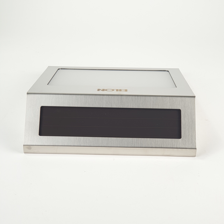 EILON โคมไฟผนังโซล่าร์เซลล์ Polycrystalline 2W  SF-WLZZ003 สีขาว