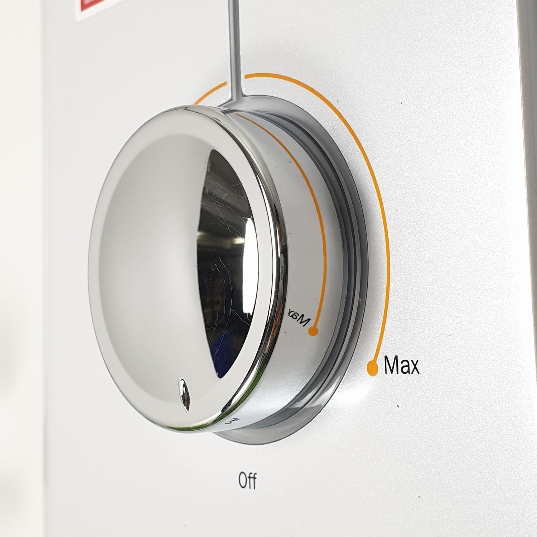 RINNAI เครื่องทำน้ำอุ่น  POP350 สีขาว
