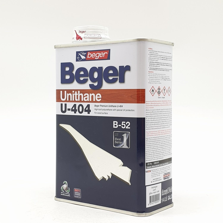 Beger ยูรีเทนภายนอก B52#U-404กป.