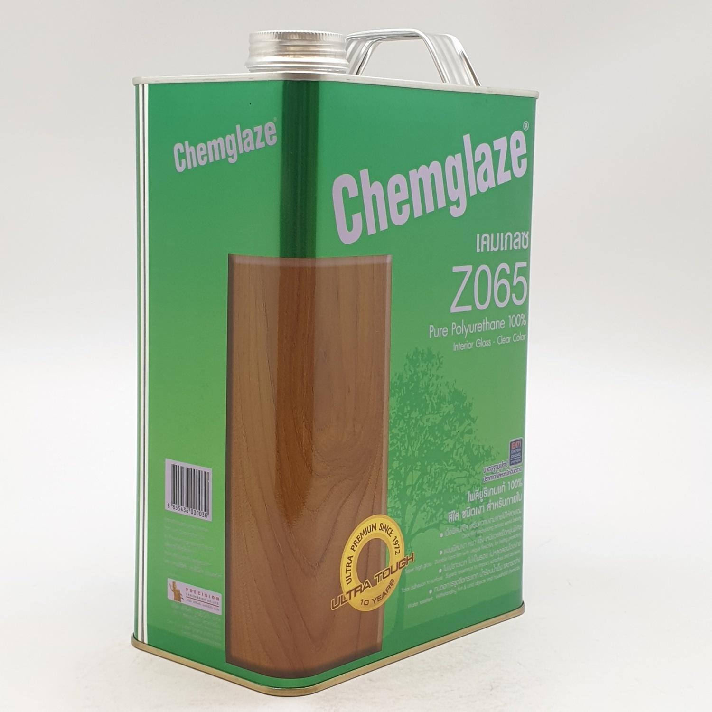 CHEMGLAZE ยูรีเทนเงาภายใน Z-065กล. สีเขียว