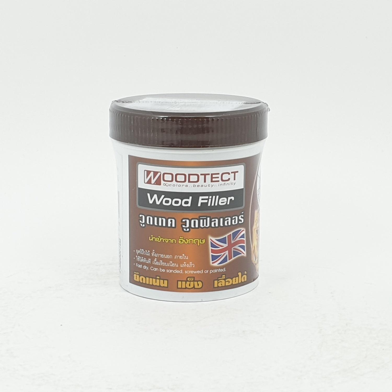 WOODTECT โป้วเคมี WF - 003 มะฮอกกานี