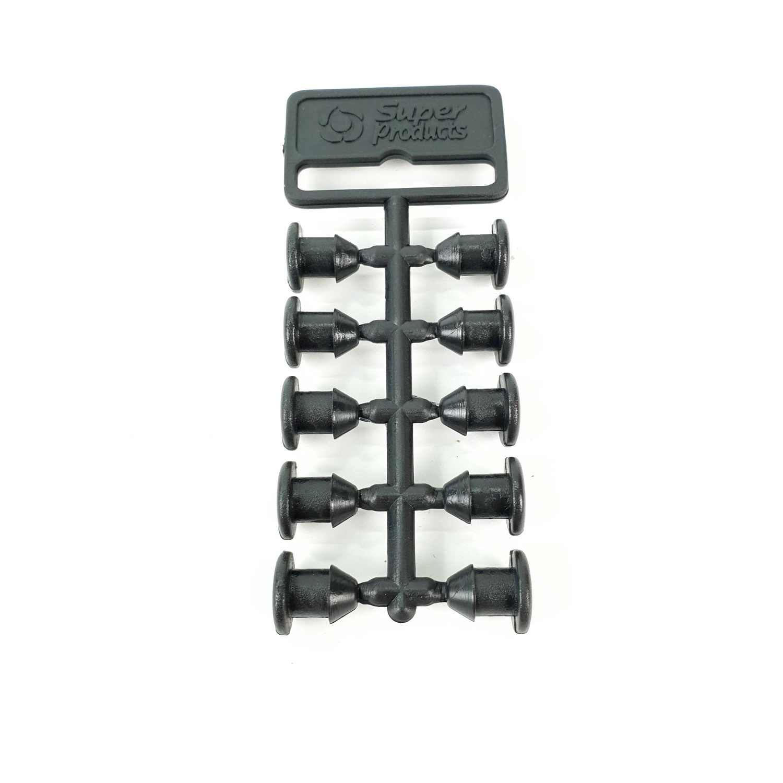 Super Products ปลั๊กอุดซ่อมท่อ ขนาด4มม.(5แผง/แพ็ค)(M8)