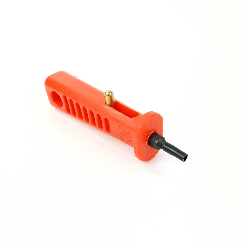 Super Products ที่เจาะรูท่อพีอี 3 มม. PX ส้ม