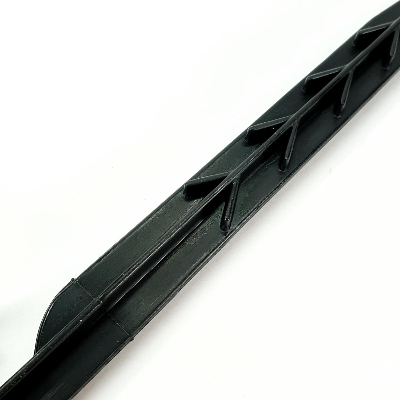 Super Products ขาปักยึดท่อ16มม.(10ขา/แพ็ค) RP ดำ