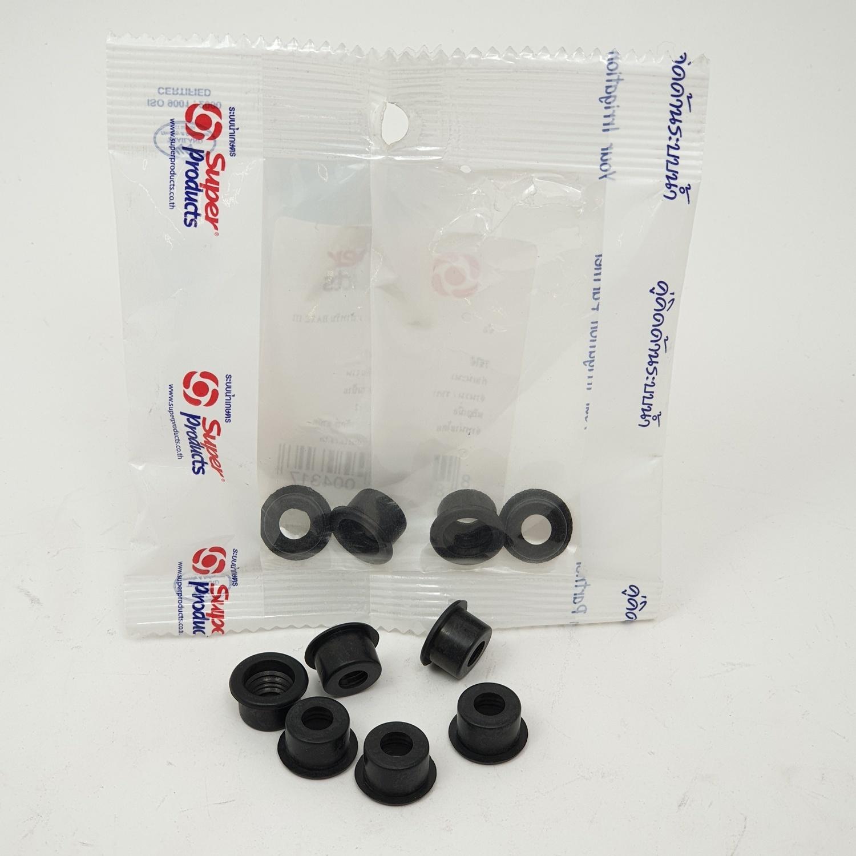 Super Products ซีลกันรั่วสำหรับ Base (10 ตัว / แพ็ค) BASE Base III ดำ