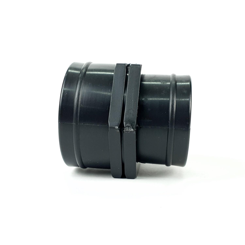 Super Products ข้อต่อลดกลมเกลียวใน 1 นิ้ว x 3/4 นิ้ว (2 ตัว / แพ็ค)  RS ดำ