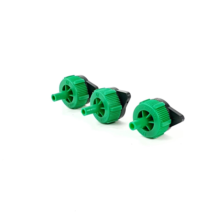 Super Products หัวน้ำหยดรุ่นปรับแรงดัน8L/H   (50หัว/แพ็ค) DRIP-C