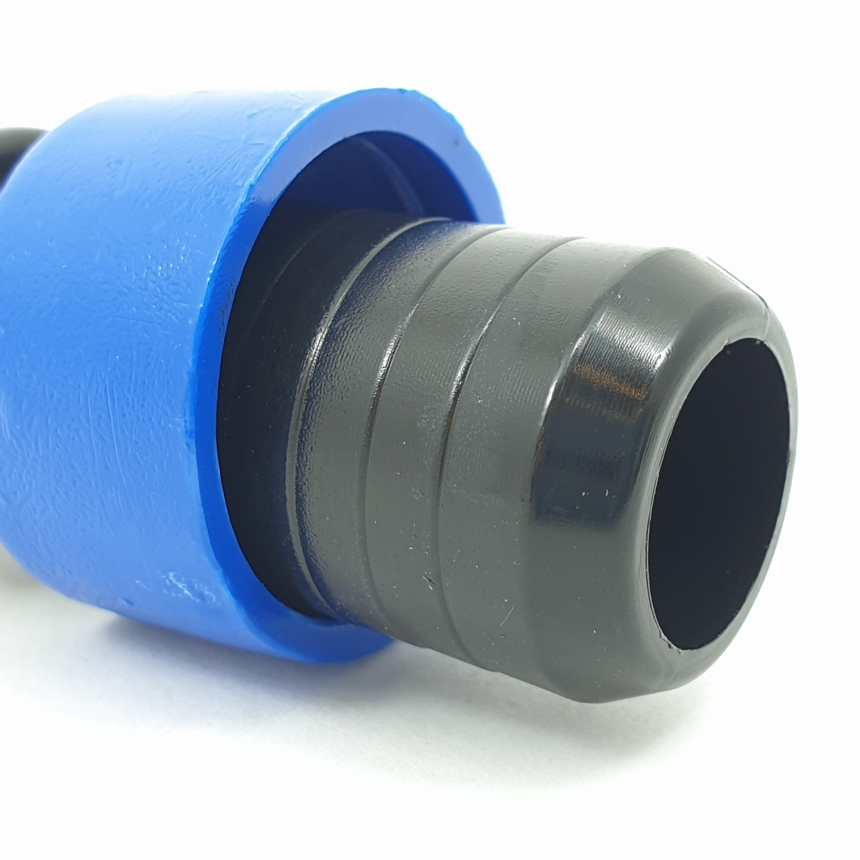 Super Products ข้อต่ออุดปลายเทปน้ำหยด (10ตัว/แพ็ค) D-EN