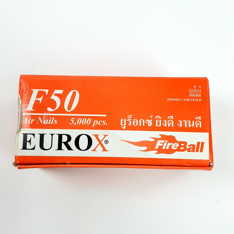 EUROX  ตะปู F-50