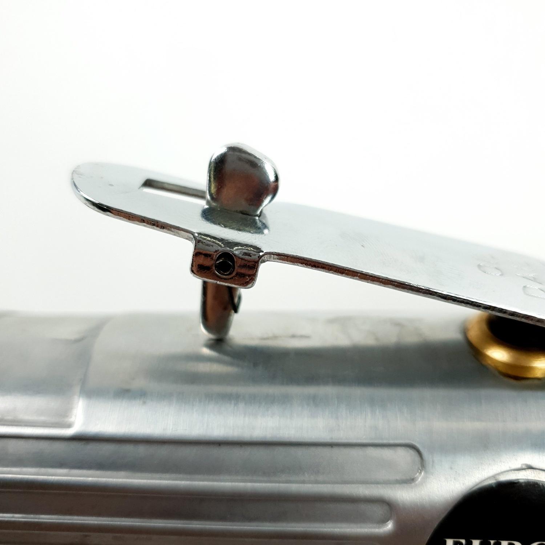 EUROX เครื่องเจียร์แม่พิมพ์ เจียรลมอมยิ้ม KT-203K