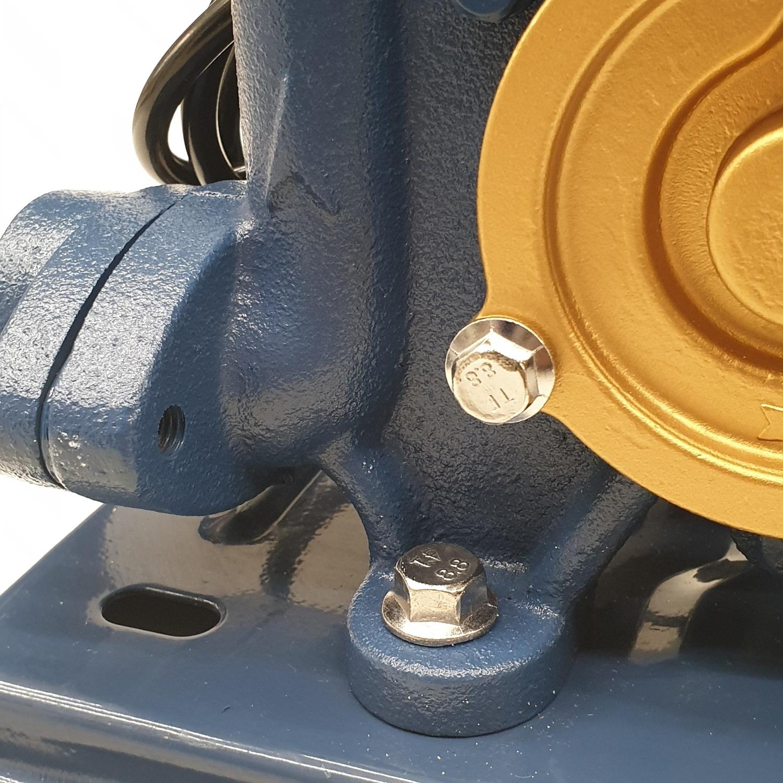 LUCKYPRO ปั๊มอัตโนมัติ LP-MQS250A สีน้ำเงิน