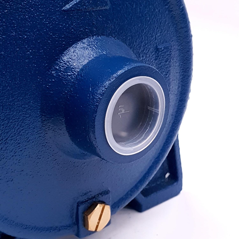 SMILE ปั๊มหอยโข่ง ขนาด  0.5 แรงม้า 220 โวล์ท SM-SCP130 สีน้ำเงิน