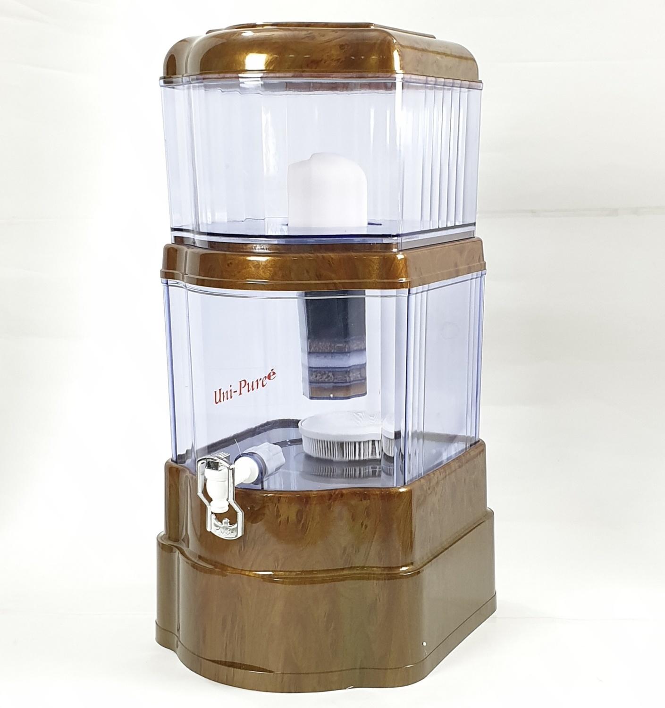 UNIPURE เครื่องกรองน้ำแร่ 28 ลิตร
