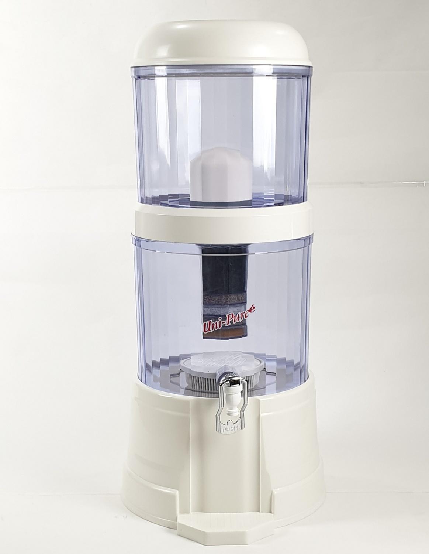 UNIPURE เครื่องกรองน้ำแร่  23 ลิตร