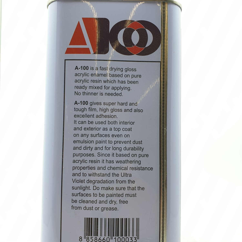 A-100 น้ำยาเคลือบเงาอิฐโชว์ (ใส) 1 กล.