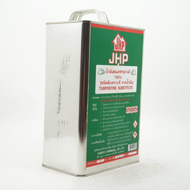 JHP น้ำมันสน  2 กก./กล.