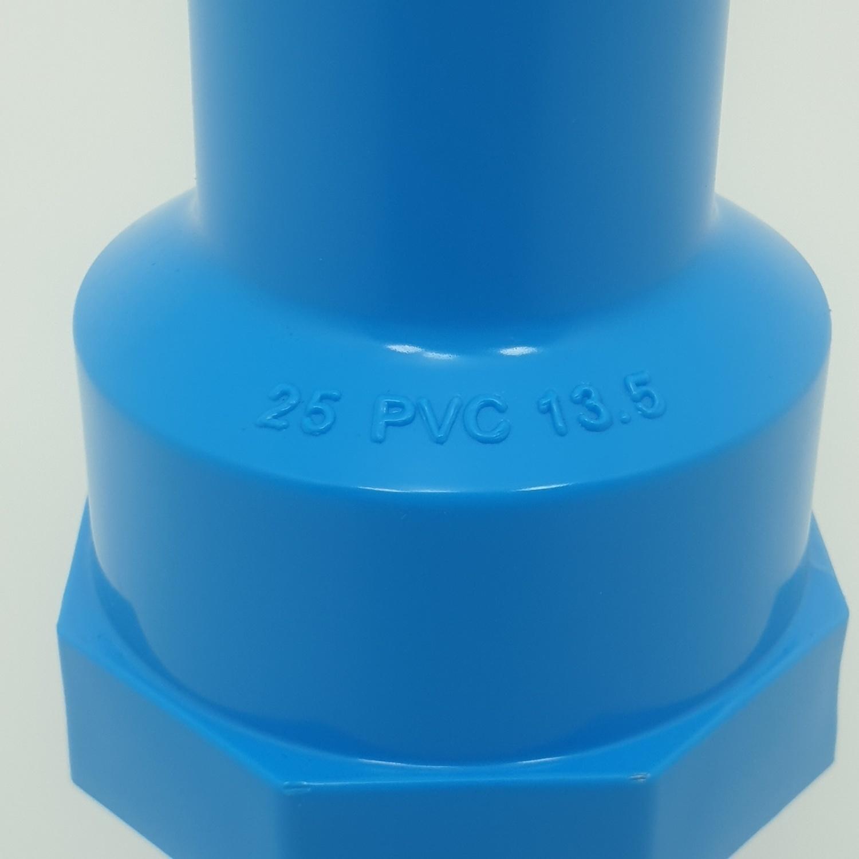 SCG หัวกระโหลกPVC 1นิ้ว(25)