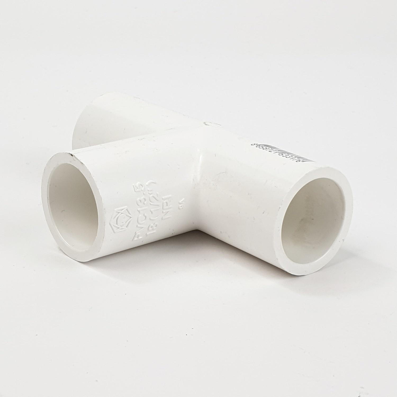 SCG สามทางฉากขาว 1/2นิ้ว