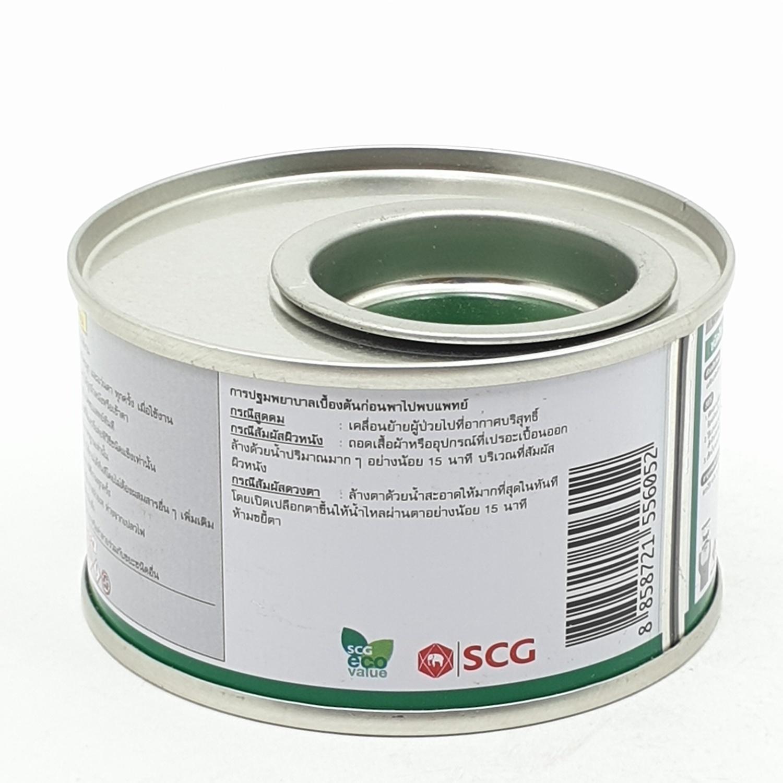 SCG น้ำยาประสานท่อ ใส   100 กรัม