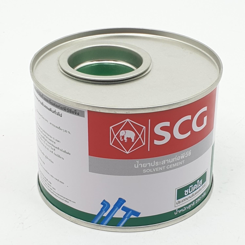 ช้าง น้ำยาประสานท่อ SCG -ใส 250 กรัม