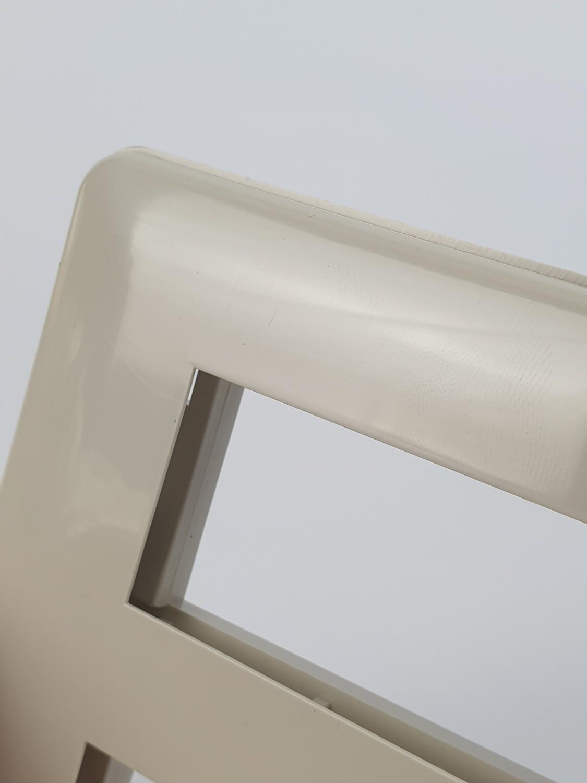 CHANG หน้ากาก 6 ช่อง FA-106 ช้าง FA-106 สีขาว