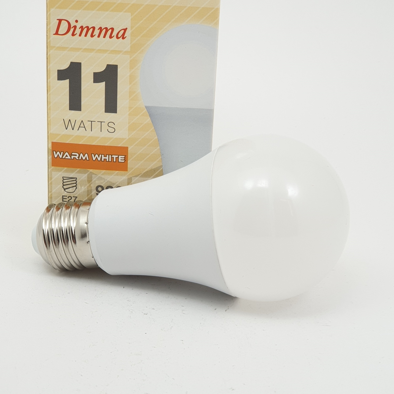 GATA หลอด LED 11W Dimable ขาว-เหลือง