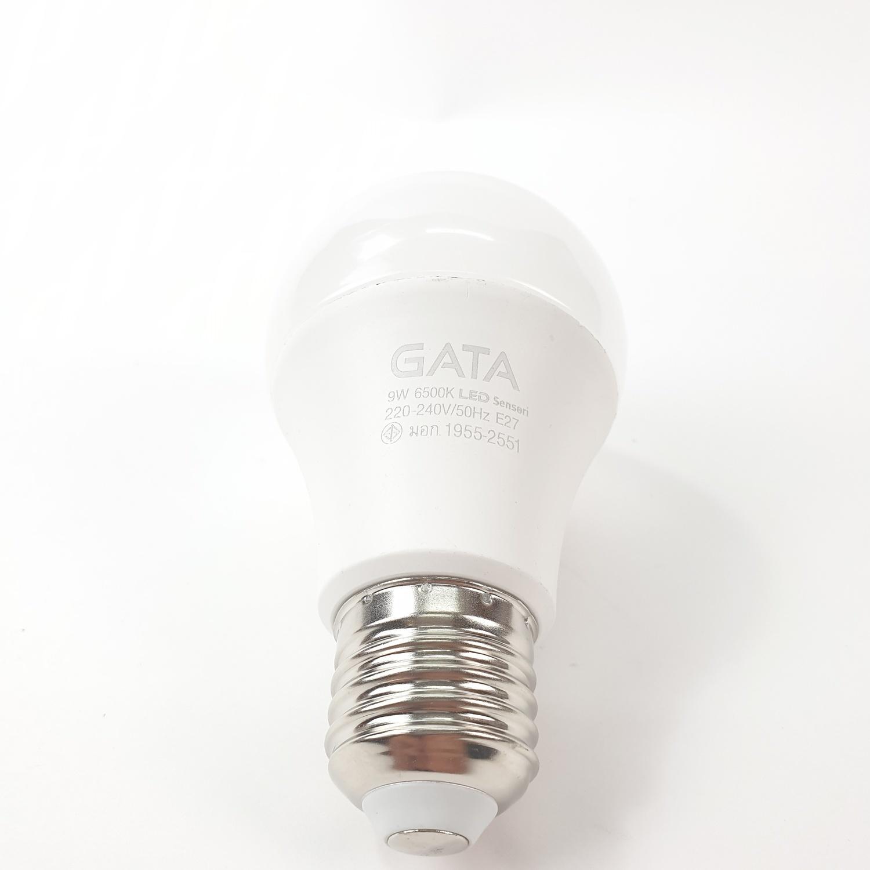 GATA หลอดสวิตซ์แสงอาทิตย์ แอลอีดี 9 วัตต์ เดย์ - สีขาว