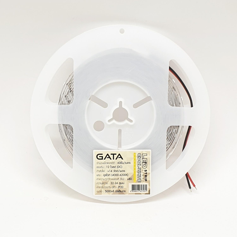 GATA หลอดไฟเส้น แอลอีดี  คูลไวท์ - สีขาว