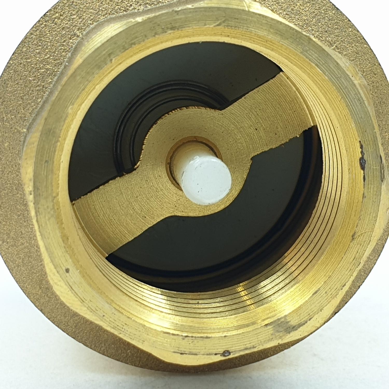 PP เช็ควาล์ว สปริง ทองเหลือง 3/4 นิ้ว  30020