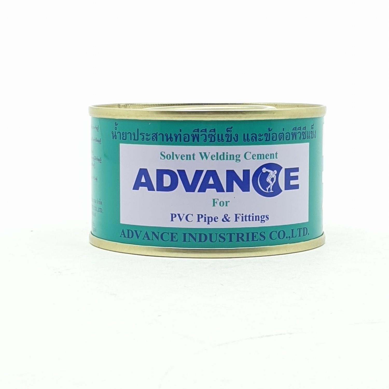 ADVANCE น้ำยาประสานท่อพีวีซี แอ็ดว้านซ์ 50 กรัม -