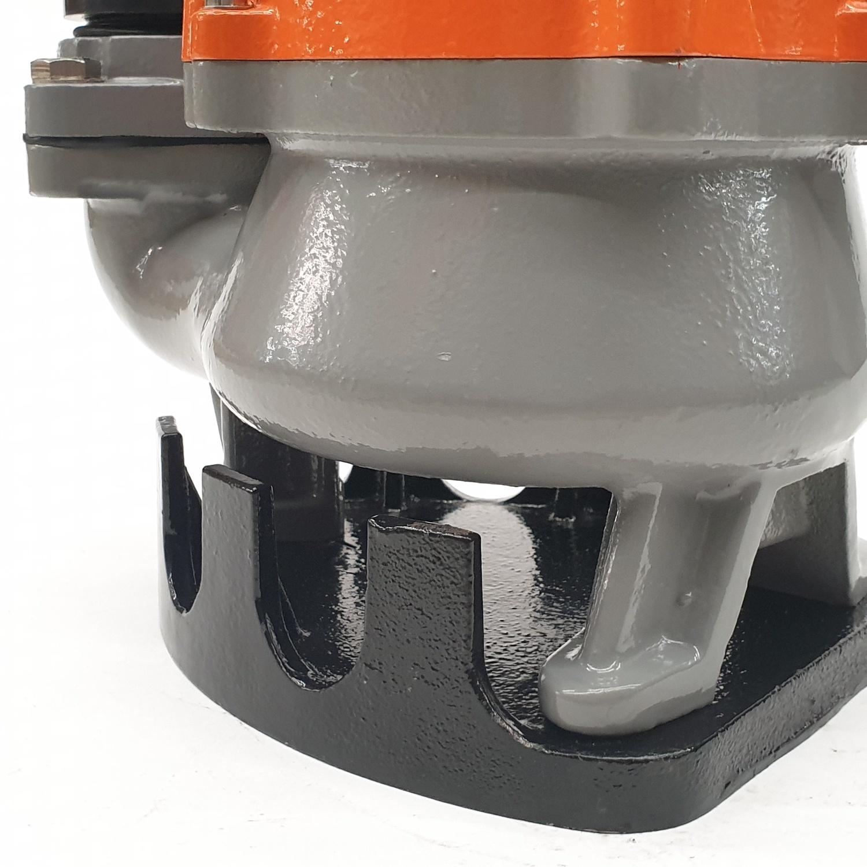 SUMOTO POMPA ปั๊มจุ่มน้ำเสีย 450วัตต์ VORTEX 450 สีส้ม