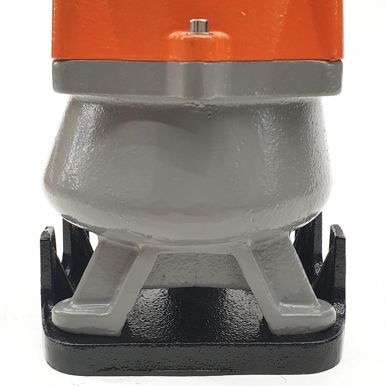 SUMOTO POMPA ปั๊มจุ่มดูดน้ำเสีย 750W,  VORTEX750 สีส้ม