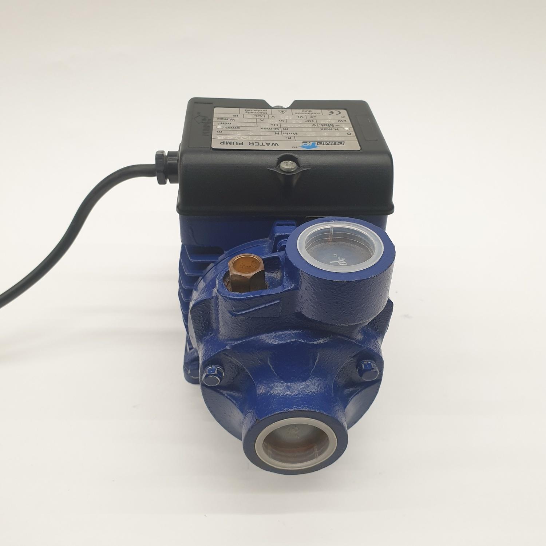 PUMP UP ปั๊มน้ำแบบใบพัดเฟือง 0.5Hp KP60-1 สีน้ำเงิน